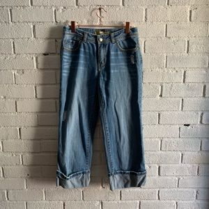 Old navy boyfriend cut jeans girl 12